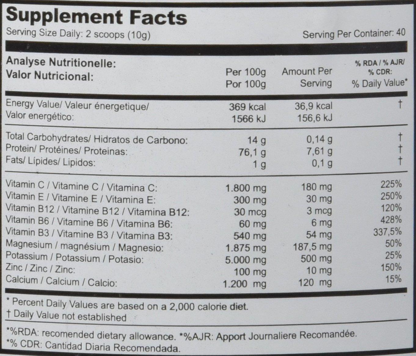Perfect Nutrition RESET Anticatabolic Formula, Suplemento para Deportistas Intra y Post Entreno, Sabor a Limón - 400 gr: Amazon.es: Salud y cuidado personal