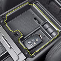 Summerwindy Car Center Console Armrest Box Storage Box Container Tray Organizer Accessories for Mercedes C Glc Class W205 2015+
