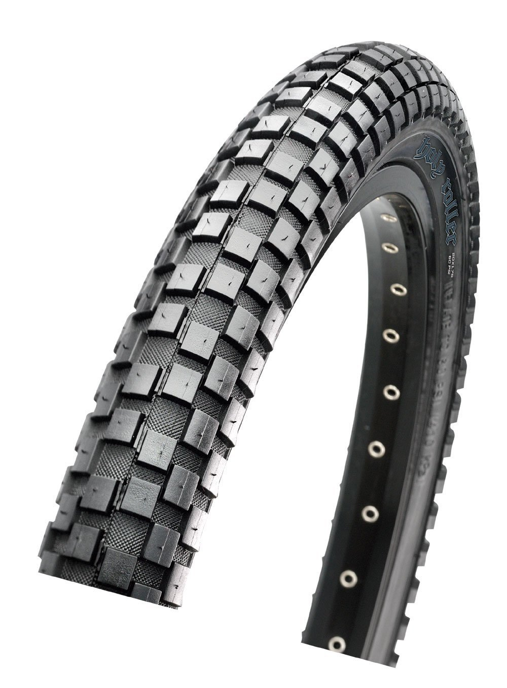Maxxis Holy Roller BMX/Urban Bike Tire (Wire Beaded 60a 26x2.4) [並行輸入品] B077QQR652