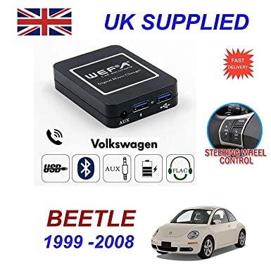 cablesnthings VW Beetle Series (1999-2008) Bluetooth Hands