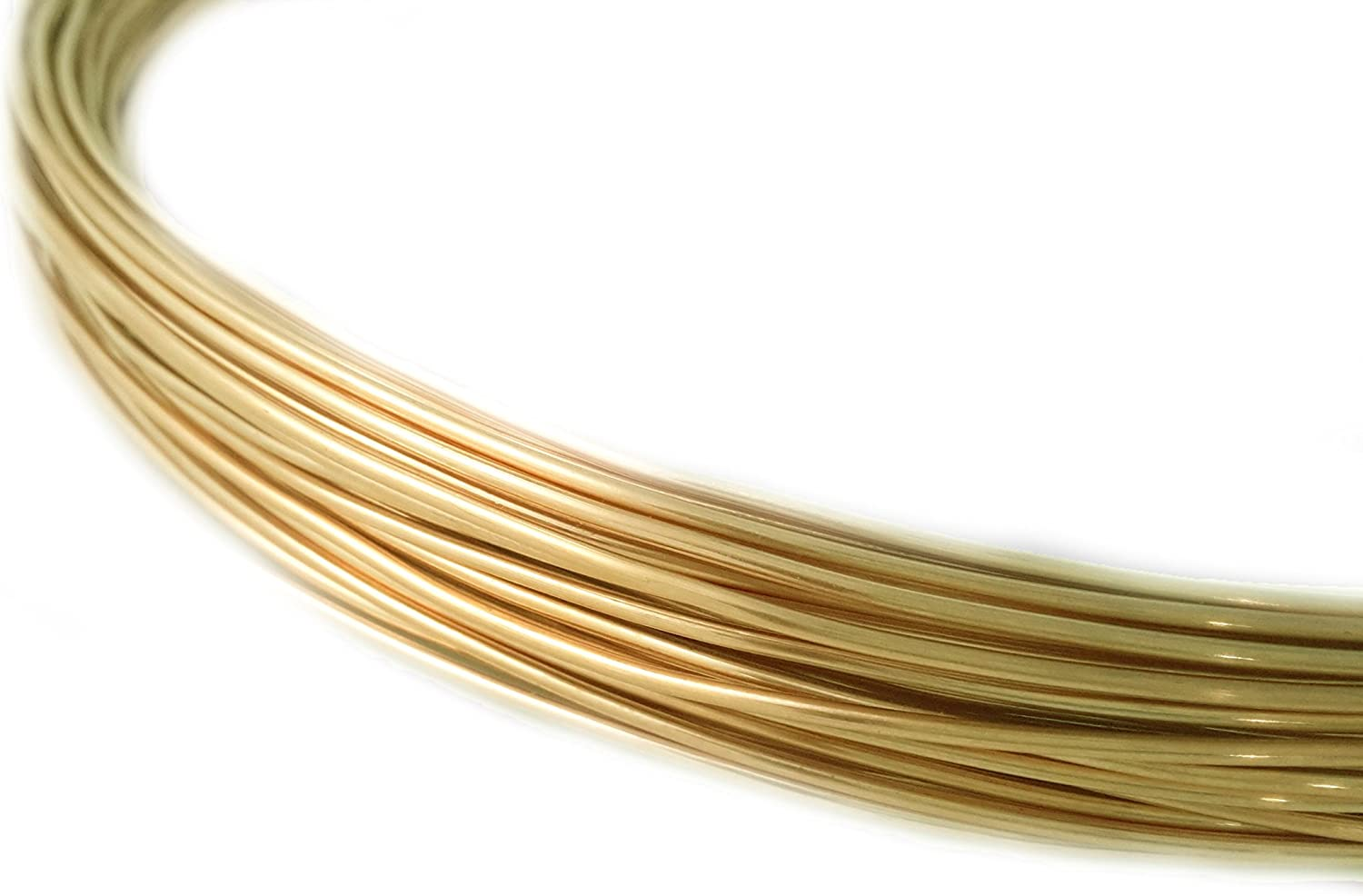 from Craft Wire Dead Soft Round 1 Ounce 2 Ft Solid Copper Wire 10 Gauge
