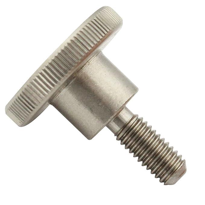 50 Linsenkopfschrauben ISO 7380 V4A M3X4 Edelstahl A4 Innensechskant