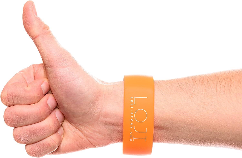 /Bracelet Objets De Valeur en Silicone Sport Courir Jogging Nager Running ext/érieur /étanche No Excuse Fitness Cl/és/