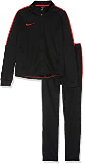 42811475d Nike Men's Dry Squad K Warm up Track Suit, Night Maroon/Black/Gym ...