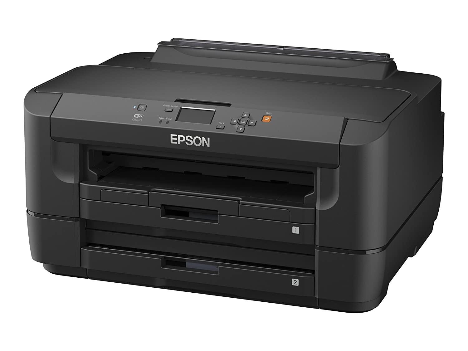 Impresora de sublimación Starter Set Epson Workforce WF-7110DTW ...
