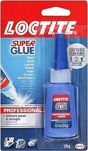 Loctite Liquid Professional Super Glue, 12 Pack