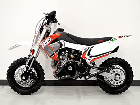 PBS Fifty - Moto de minicross CRF70 infantil, 50 cc, ...