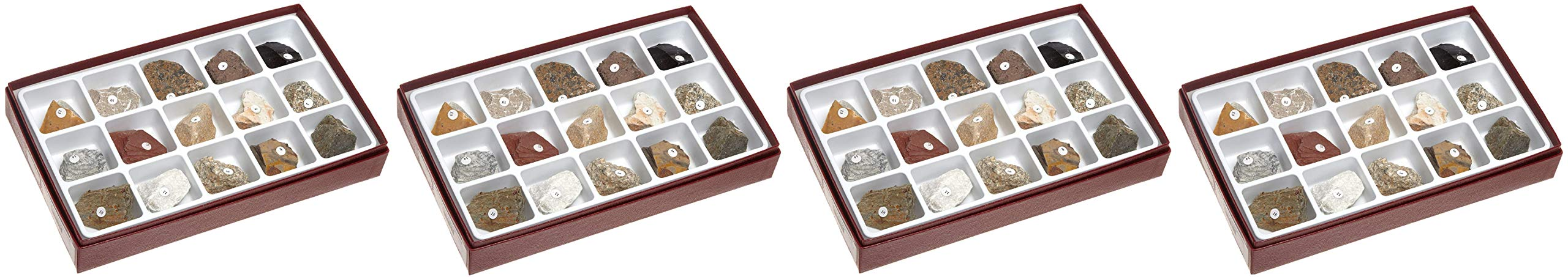 American Educational Introductory Rock Collection (Fоur Paсk)