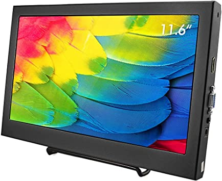 11.6/' Inch 1920X1080 IPS LCD Display 1080P HDMI Screen Monitor For Raspberry Pi