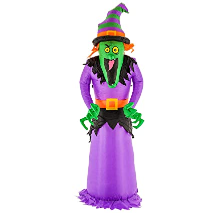 Amazon.com: Halloween Haunters - Luces LED hinchables ...