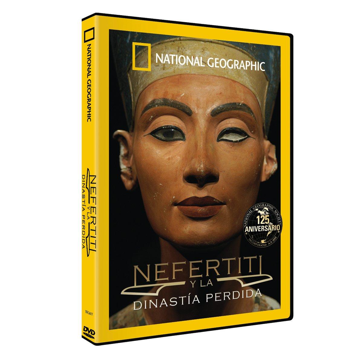 Amazon.com: Nefertiti Y La Dinastía Perdida (Import Movie ...