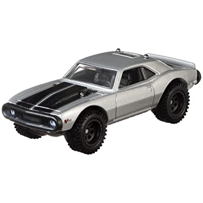 Hot Wheels 1967 Chevy Camaro Offroad: Toys & Games