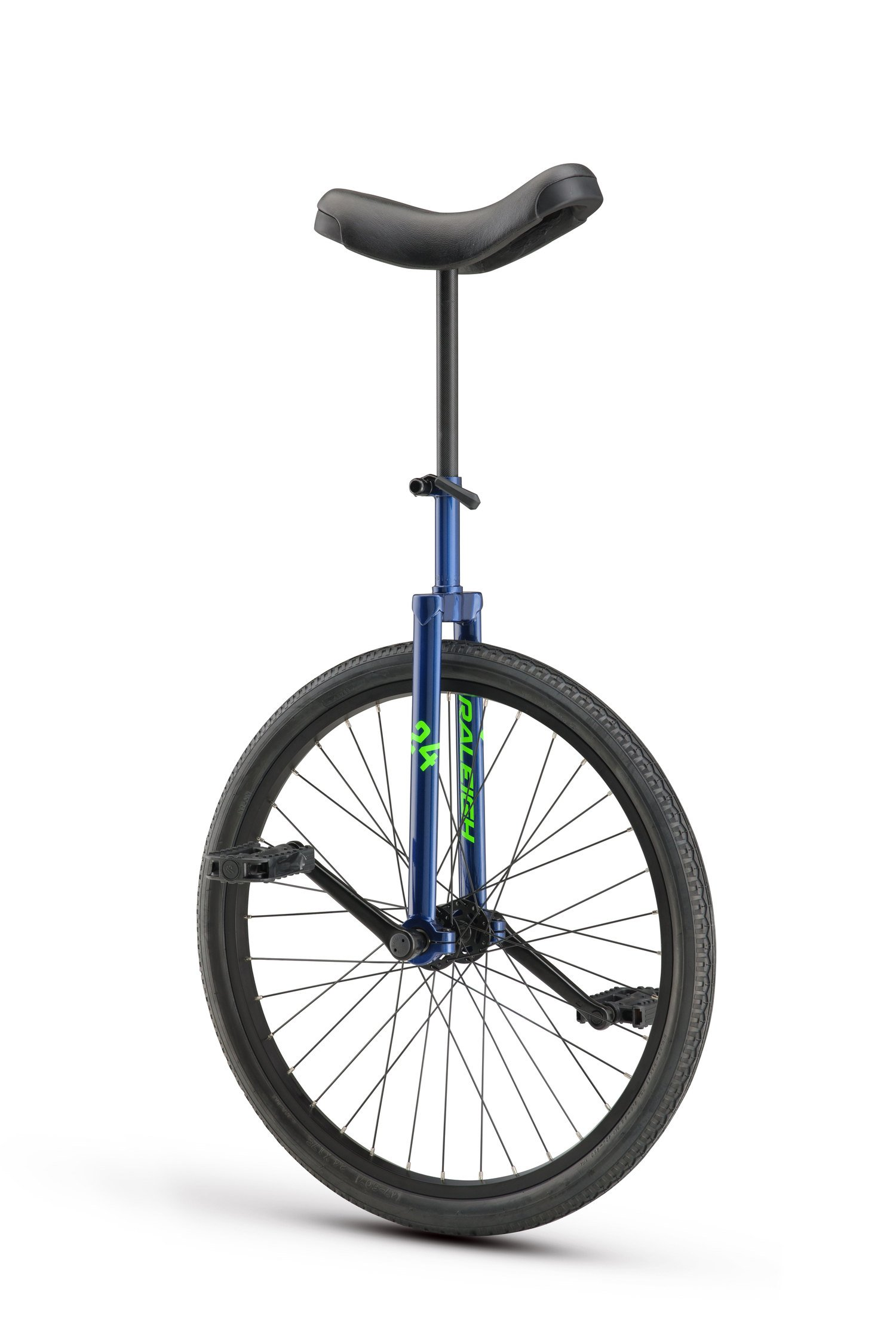 Raleigh Unistar 24, 24inch Wheel Unicycle, Blue by RALEIGH