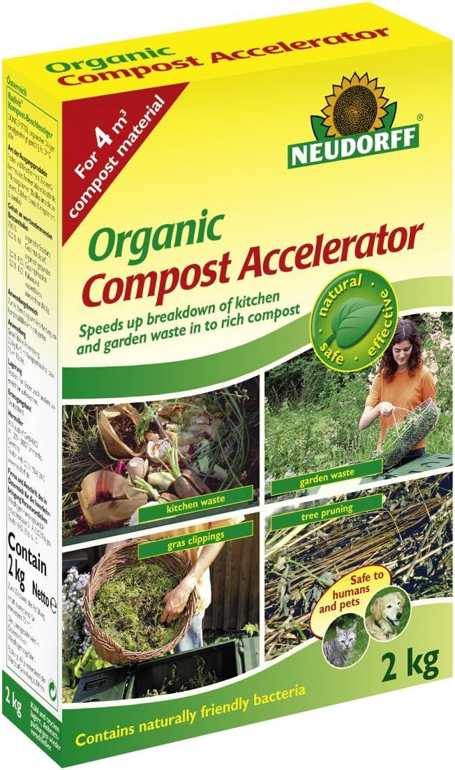Neudorff 613610 - Compost Acelerador orgánico: Amazon.es: Jardín