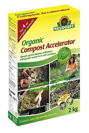 Neudorff 613610 - Compost acelerador orgánico