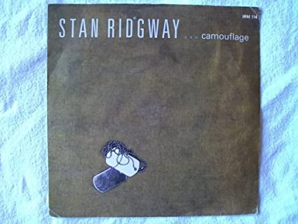 bb48a63e18 Image Unavailable. Image not available for. Color  STAN RIDGWAY Camouflage  ...