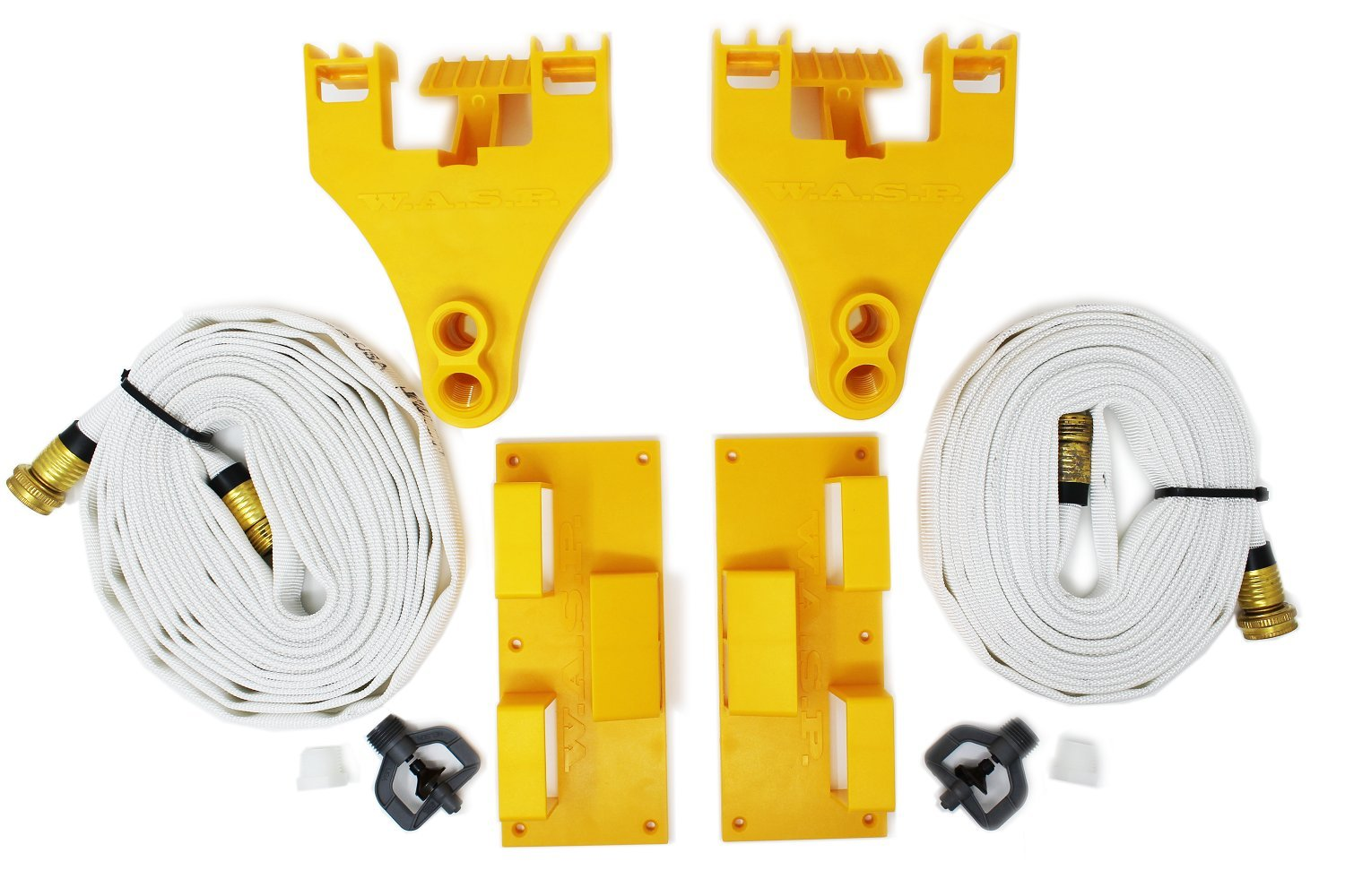 WASP Gutter Mount Sprinkler System Wildfire Protection Kit