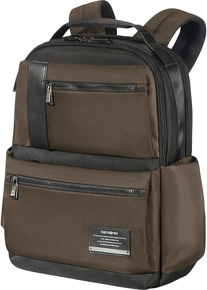 "Samsonite Openroad 15.6"" Laptop Backpack (Chesnut Brown) 77709-1196"