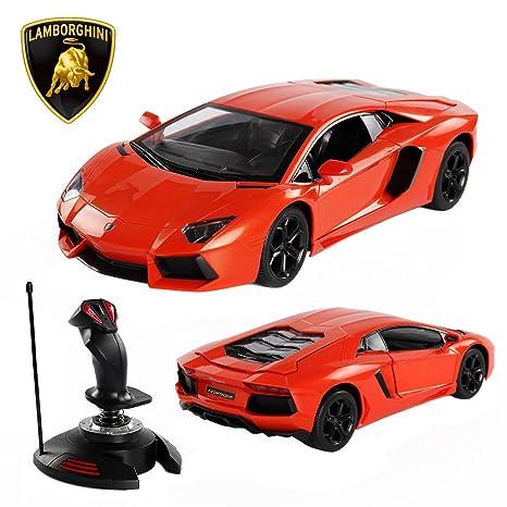 Amazon Com Mtn Gearsmith New 1 14 Lamborghini Rc Car Gravity Sensor