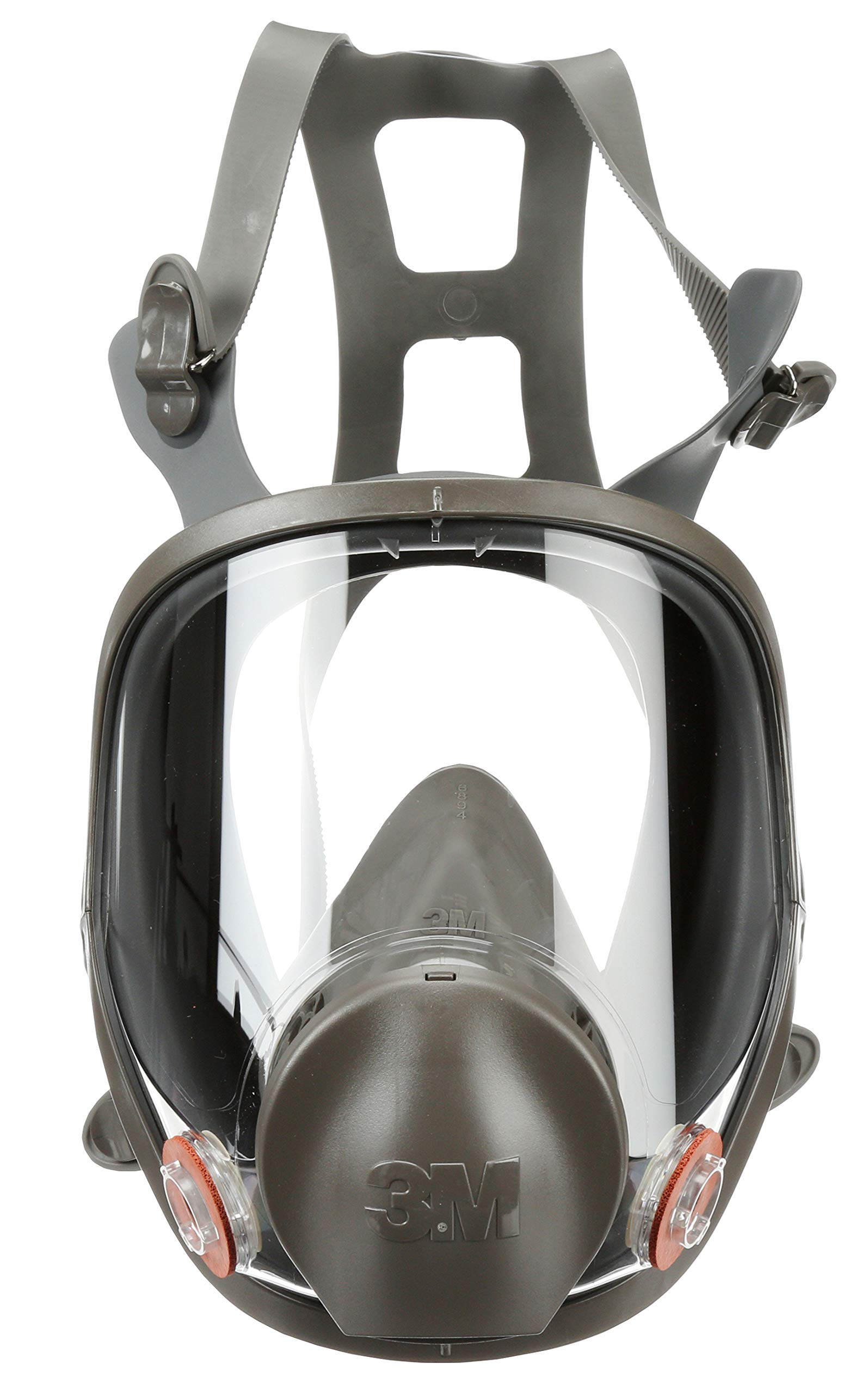 3M Full Facepiece Reusable Respirator 6900, Paint Vapors, Dust, Mold, Chemicals, Large by 3M Personal Protective Equipment