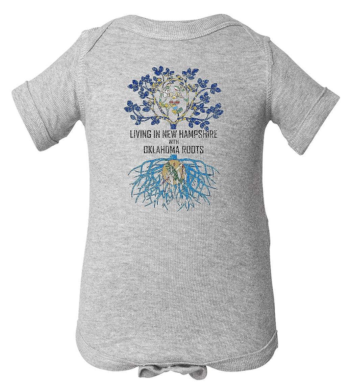 Tenacitee Babys Living in Hampshire Oklahoma Roots Shirt