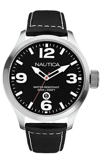 Nautica A15571G multifunción-Reloj de muñeca para hombre NCT-600: Amazon.es: Relojes