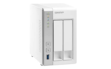 Qnap Network Attached Storage (TS-231+-US)