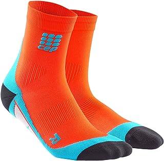 Cep Dyn+ Short Socks Men Sunset Hawaii Bleu WP5BS0