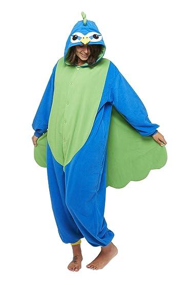 Peacock Kigurumi - Adult Costume