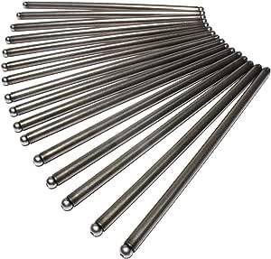 3//8 Diameter 8.680 Length 69-71 Competition Cams 7651-16 Magnum Pushrods for Big Block Ford 429 460