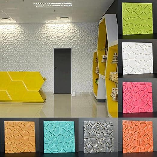 Papel pintado con diseño de ladrillos 3d paneles de pared ...