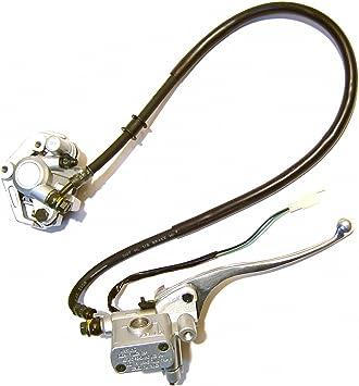 Bremsanlage Bremse Vorn Komplett Z B Passend Für Rex Rs400 Rs460 Boston 8 Agm Gmx Benzhou