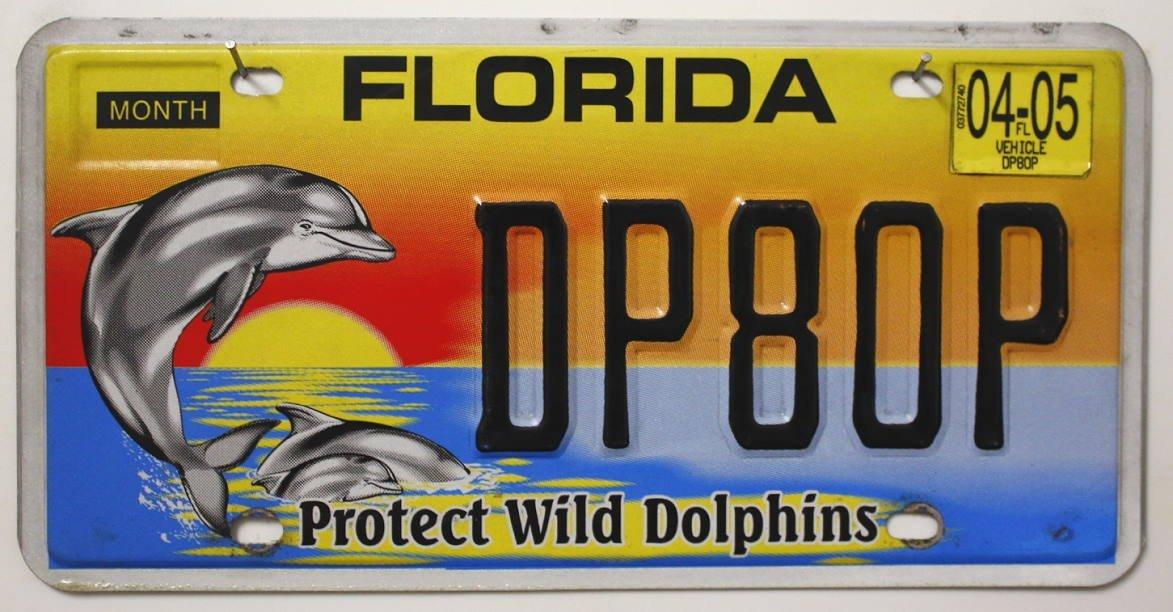 Florida Schild USA