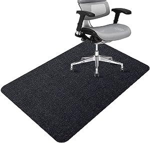 Office Desk Chair Mat for Hardwood Floors Carpet Chair Mat Floor Protector Desk Mat Multi-Purpose for Home (48
