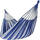 Songmics Hamac de voyage respirant portable 210 x 150 cm Charge maximale: 300 kg GDC15B
