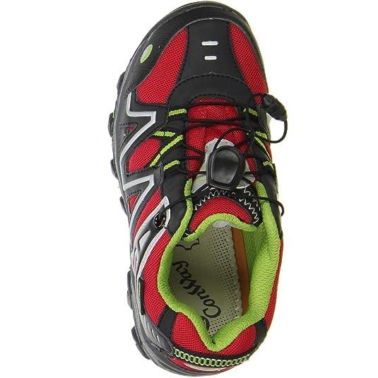 ConWay Kinder Jugend Trekkingschuhe Outdoorschuhe rot: Amazon.de: Schuhe &  Handtaschen