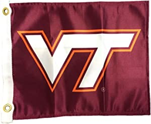 NCAA Virginia Tech Hokies Boat/Golf Cart Flag