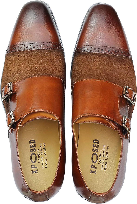 Zapatos Monk Hombre Xposed