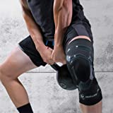 DonJoy Performance Trizone Knee Compression Support Knee Sleeve – Low-Profile, Lightweight for Running, Walking…