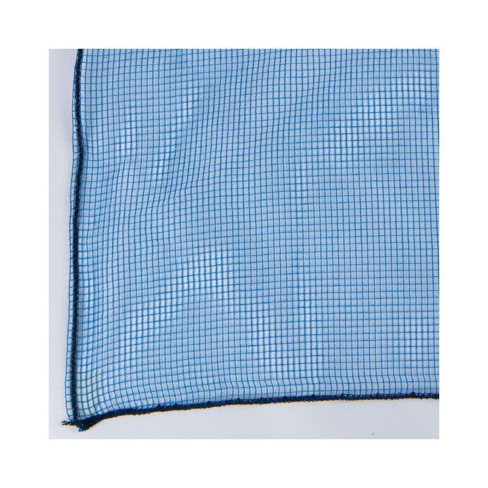 防風ネット 農業用資材 JQ14 ■ブルー 4mm目 サイズオーダー 幅210~300cm×丈810~900cm B071ZL2GBT 幅210~300cm×丈810~900cm|ブルー