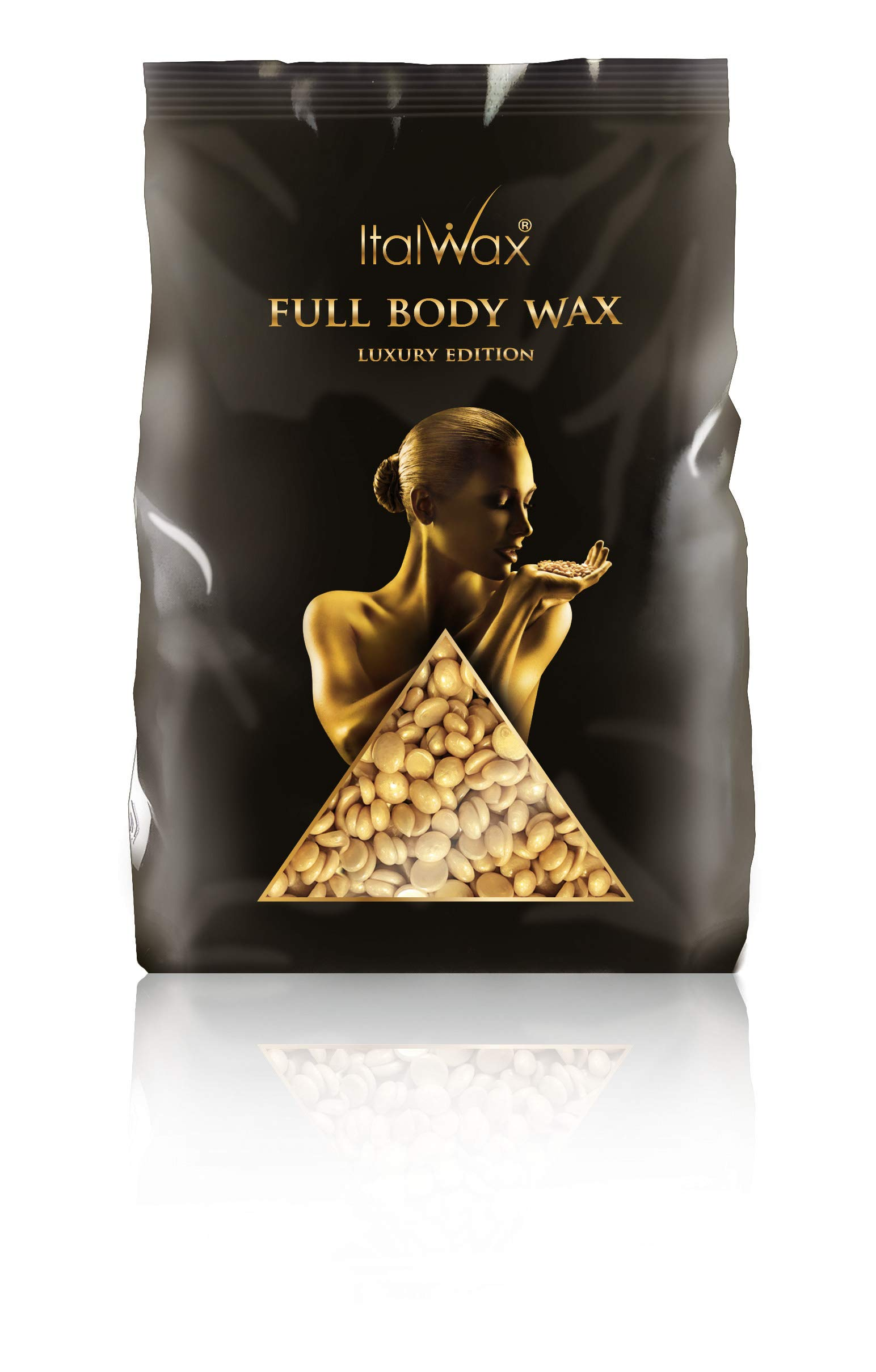 ITALWAX Hypoallergenic Film Wax - Full Body Wax Limited Edition
