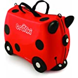 Trunki Harley The Ladybug Ride On Suitcase  Red  TI0092-GB01
