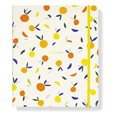 Kate Spade New York Recipe Book (Citrus Twist)