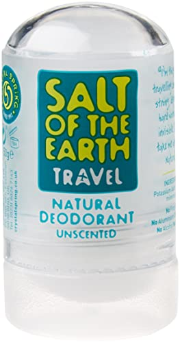 Salt of The Earth Crystal Spring Natural Deodorant 50 g