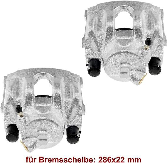 rechts 2x ATE Bremsattel Bremszangen Bremss/ättel vorne links