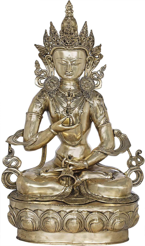 Exotic India Vajrasattva - Purificador Tibetano (tamaño Grande ...