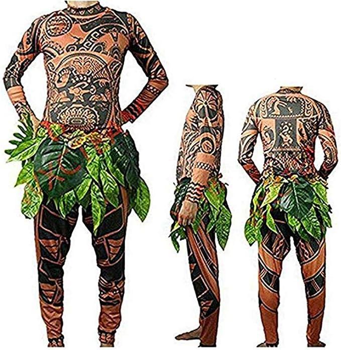 Cutemini Mona Maui - Disfraz de Halloween para Cosplay, Camiseta y ...
