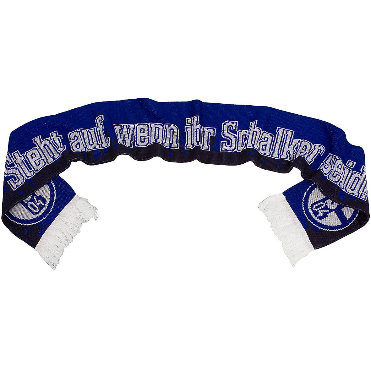 FC Schalke 04 Schal Steht auf