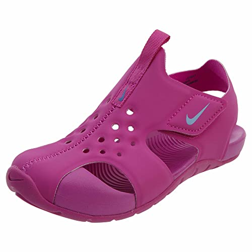 coupon codes great deals 50% price Nike Mädchen Sunray Protect 2 (Ps) Sport Sandalen, Rosa
