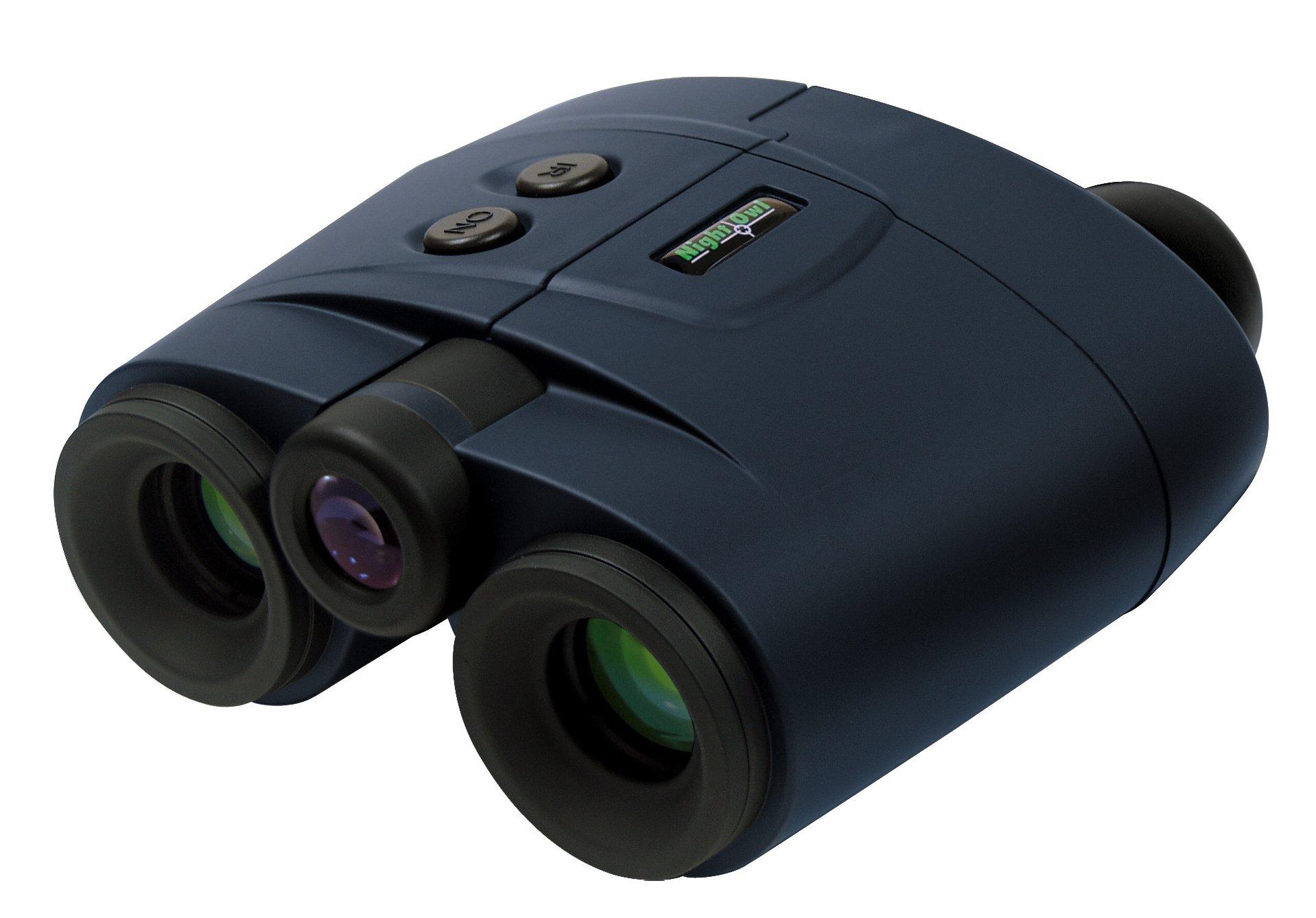 Night Owl Pro Nexgen Fixed Focus Night Vision Binocular (2.5X) by Night Owl